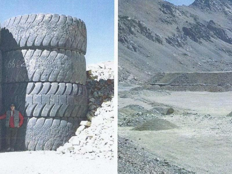 Argentina pide a Chile que solucione la contaminación de una minera